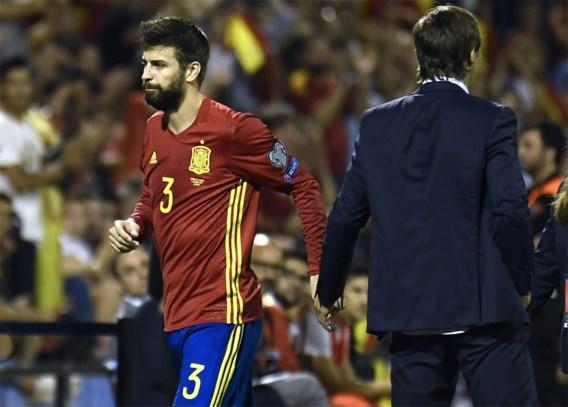 Ook Spanje boekt WK-ticket (maar mag geviseerde Piqué wel mee?), voormalig Zulte Waregem-speler bezegelt lot van Italianen