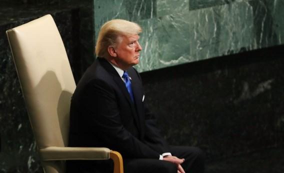 'Trump gaat Iran-akkoord niet meer erkennen'