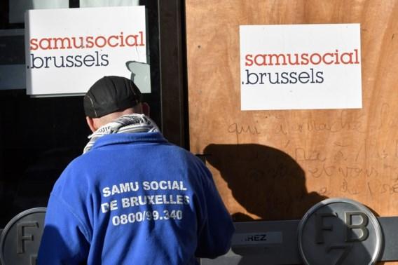Werknemers Samusocial zijn politieke spelletjes en onderbezetting beu