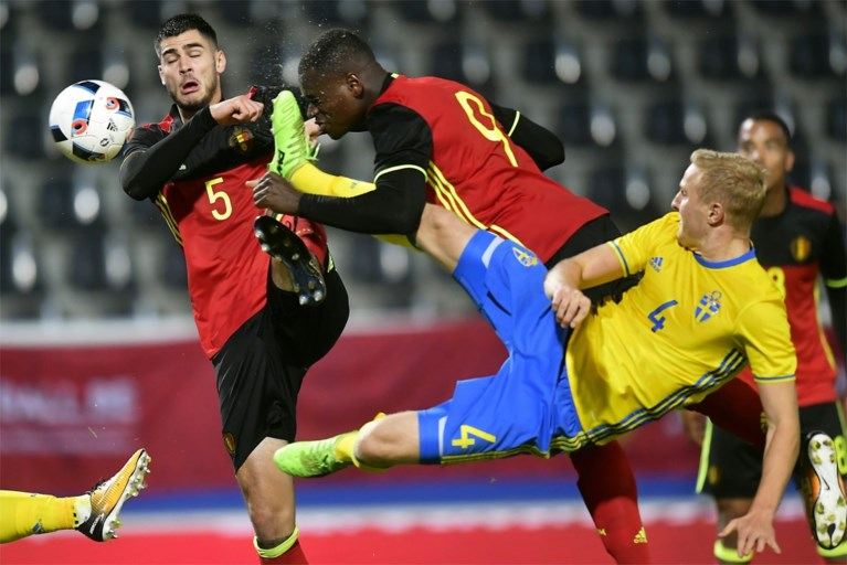 Jonge Duivels raken ondanks deze wereldgoal van Club Brugge-speler niet voorbij Zweden
