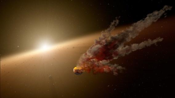 Asteroïde zal donderdag rakelings langs ons passeren