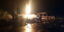 Explosie in tankstation eist zeker zes levens