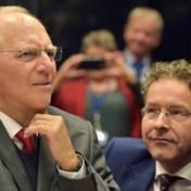 Van Overtveldt prijst Schäuble als 'compromiszoeker'