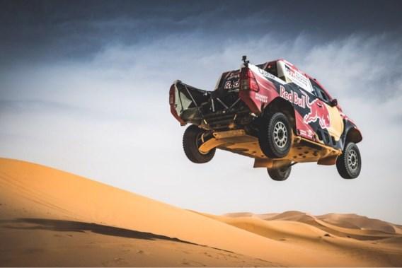 Nasser Al-Attiyah is de snelste in proloog Rally van Marokko
