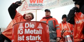 Duitse metaalvakbond: '28-urenweek belangrijker dan geld'