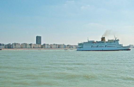 Oostende krijgt opnieuw ferry naar Groot-Brittannië