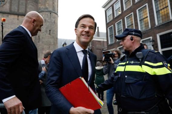 Rutte: 'Gewone, normale Nederlanders gaan erop vooruit'