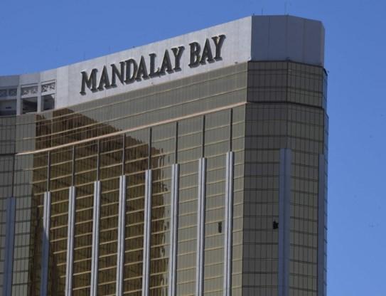 Schutter Las Vegas schoot voor bloedbad bewaker neer