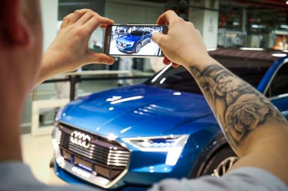 Ook staking bij Audi Brussels