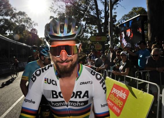 Wie Sagan voor het eerst als wereldkampioen aan het werk wil zien, moet opnieuw naar Australië