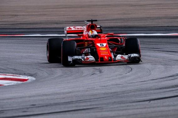 """""""Het seizoen is nog niet verloren voor Ferrari"""""""