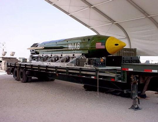 VS dropten nog nooit zoveel bommen in Afghanistan