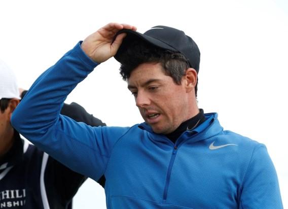 Rory McIlroy staat komende drie maanden niet op de golfcourts