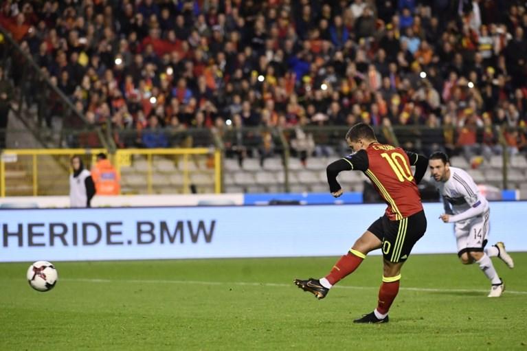 Rode Duivels als reekshoofd naar WK na 4-0 overwinning tegen Cyprus