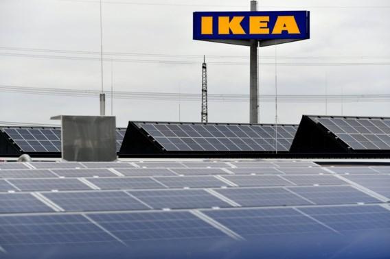 Ikea gaat zonnepanelen verkopen in ons land