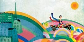 Belgische illustratrice wint prijs op Buchmesse