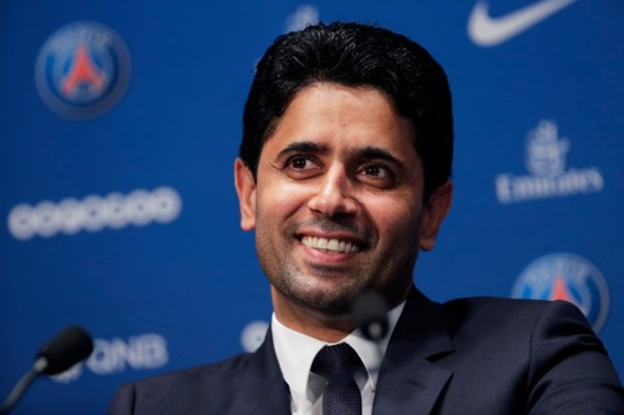 FIFA opent onderzoek naar PSG-voorzitter