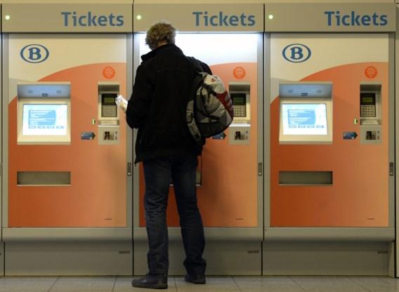 Miljoenen NMBS-geld kwijt aan ticketsysteem
