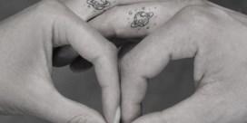 Beyoncé zet hype van piepkleine tattoo's extra kracht bij