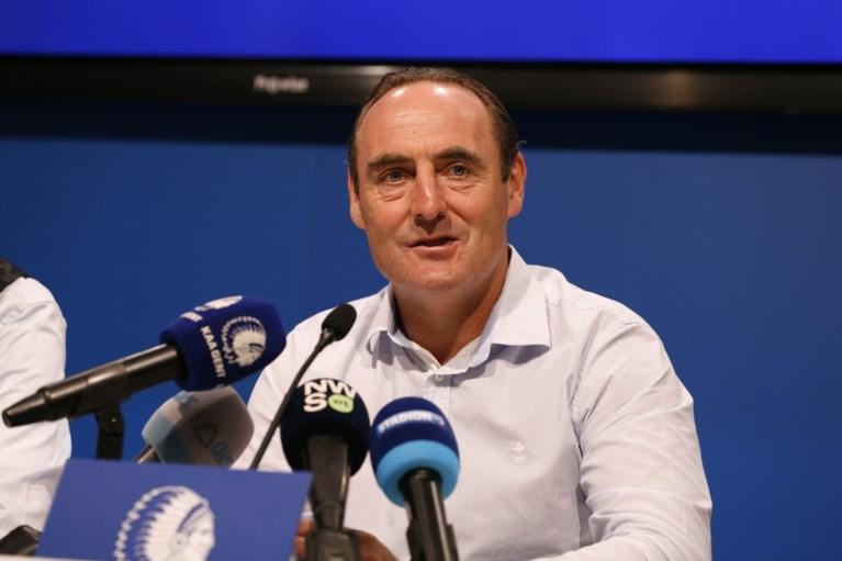 """Yves Vanderhaeghe laat in eerste week frisse wind waaien bij AA Gent: """"Het was leuk"""""""