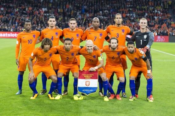Duel der geklopten: Oranje oefent in november tegen Schotland