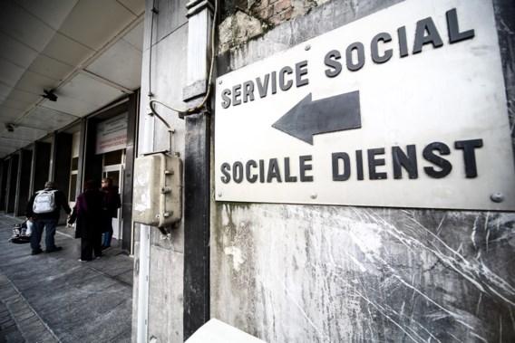 Recordaantal Belgen op sociale bijstand