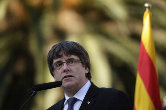 Puigdemont blijft vaag in antwoord aan Madrid