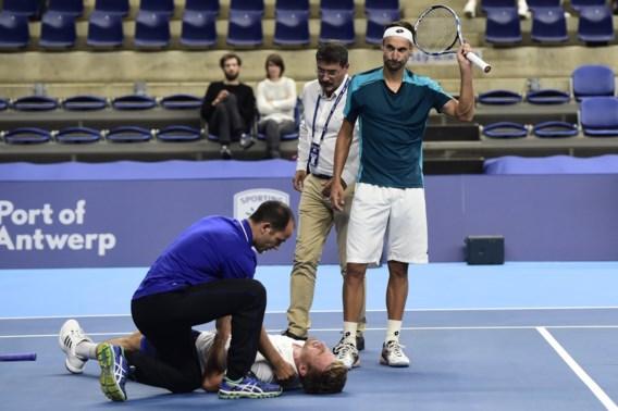 Eerste Belgisch succes op European Open in Antwerpen: Bemelmans wint na bloed, zweet en tranen