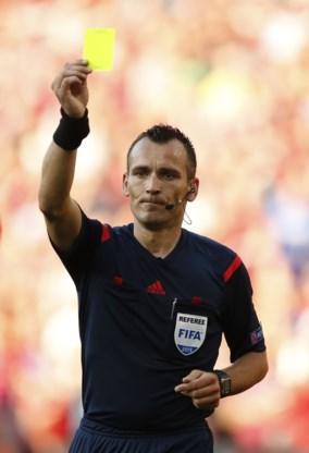 Kroaat fluit match van Zulte Waregem in Europa League