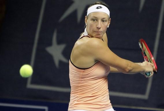 Van Uytvanck en Wickmayer kennen hun tegenstandsters in WTA Luxemburg