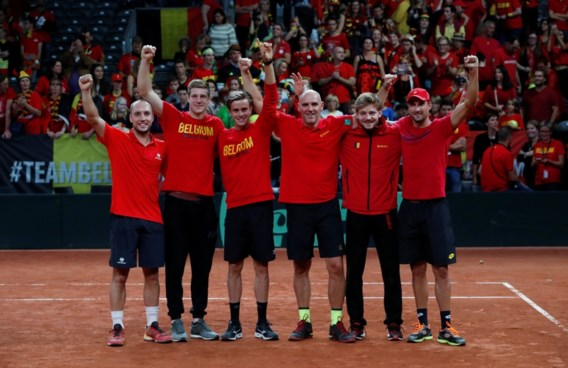 Tickets voor Davis Cup-finale worden dinsdag en donderdag verkocht