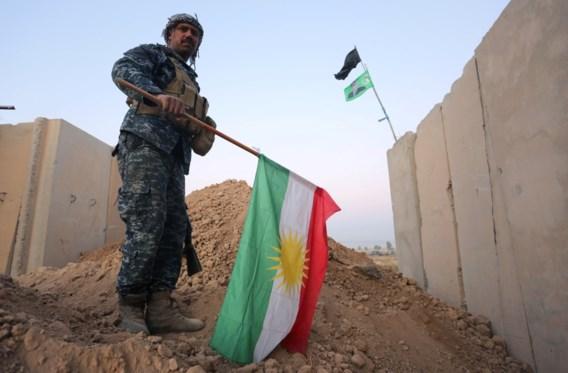Iraaks leger hijst vlag in olierijk Kirkuk