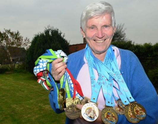Rachel Hanssens (88) overlijdt enkele maanden na 212e atletiektitel