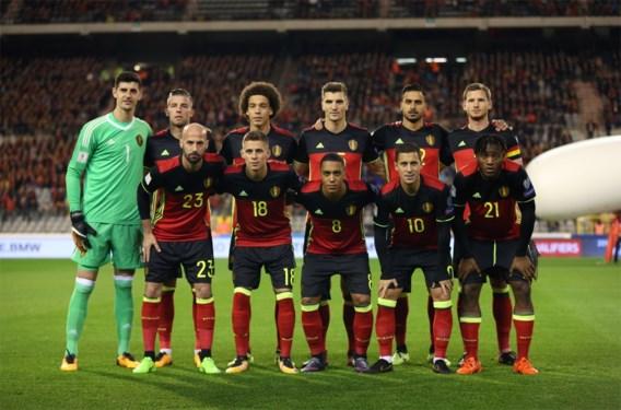 Officieel: Rode Duivels zijn reekshoofd bij WK-loting door vijfde plaats op nieuwe FIFA-ranking