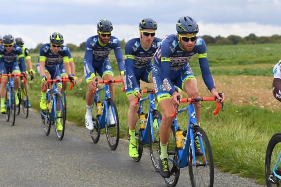 Wanty-Groupe Gobert sluit het seizoen af als beste team in de Europe Tour