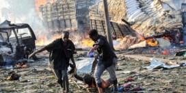 Dodelijkste aanslag ooit in Somalische hoofdstad Mogadishu