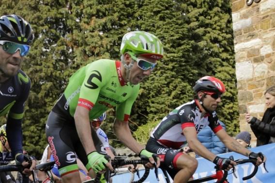 Mike Woods, zevende in voorbije Vuelta, blijft bij Cannondale