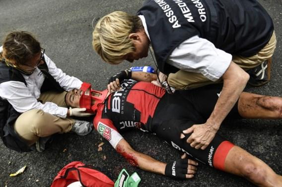 "Richie Porte viert comeback na loodzware val in Tour: ""Focus op 2018"""
