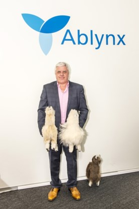Ablynx trekt naar Nasdaq in New York