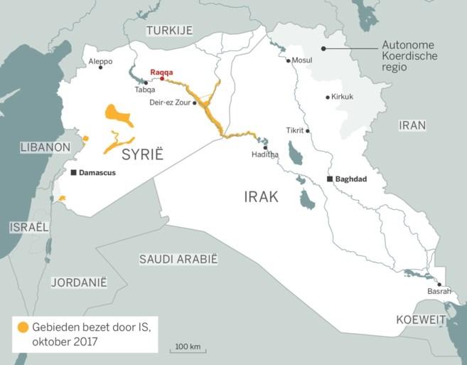 'Verlies van Raqqa is onbetwistbaar zware klap'