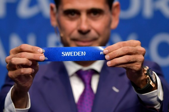 Italianen moeten voorbij Zweden op weg naar WK voetbal