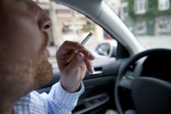 Ook rokers willen rookverbod in de auto