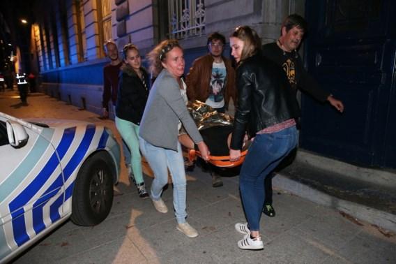 Antwerpse politie houdt grootschalige terreuroefening