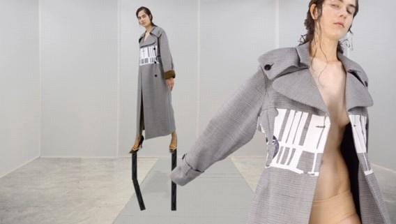 Belgische mode in de kunstgalerie