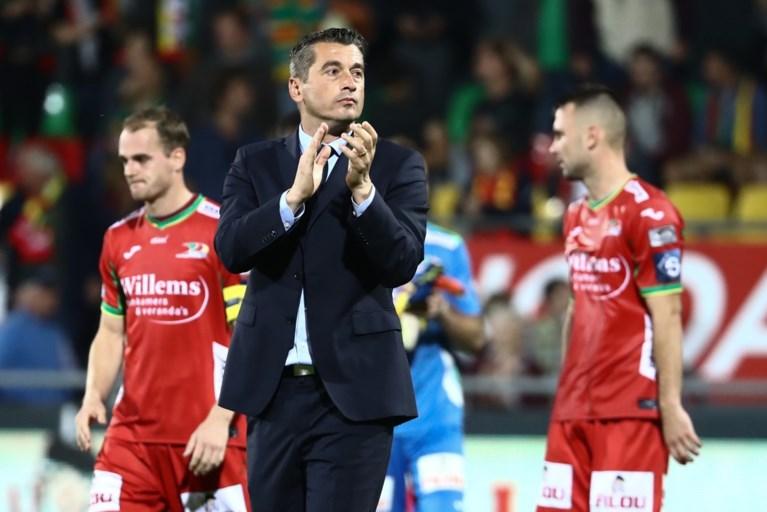 """Coucke behoudt vertrouwen in Custovic: """"Samen omhoog"""""""