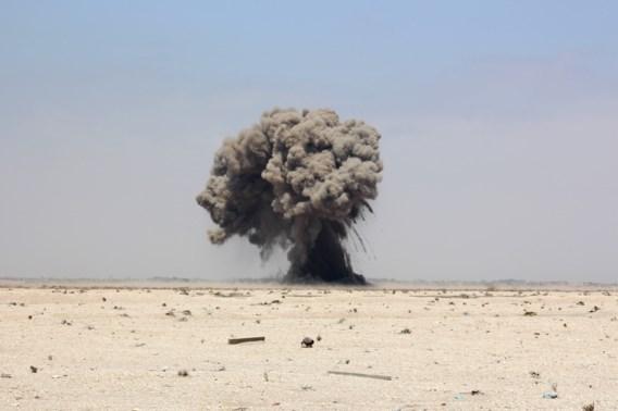 VS doodt tientallen IS-strijders bij bombardementen op trainingskampen