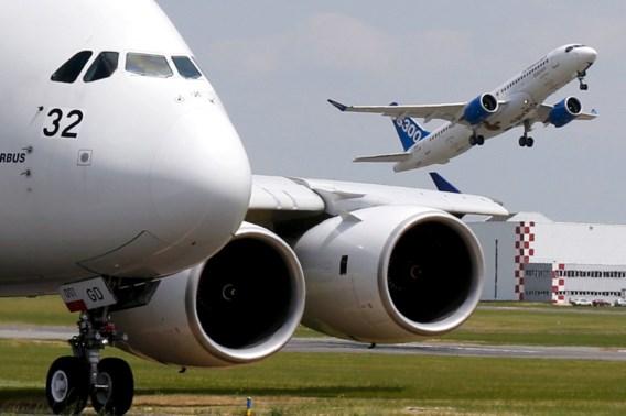Airbus neemt meerderheidsbelang in C Series van Bombardier