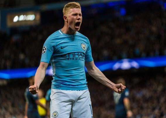Napoli botst op alweer sterke De Bruyne en Manchester City, Mertens mist penalty voor bezoekers