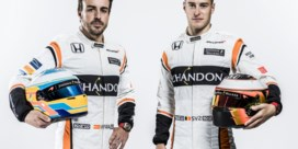 Fernando Alonso (dan toch) langer ploegmaat van Stoffel Vandoorne bij McLaren