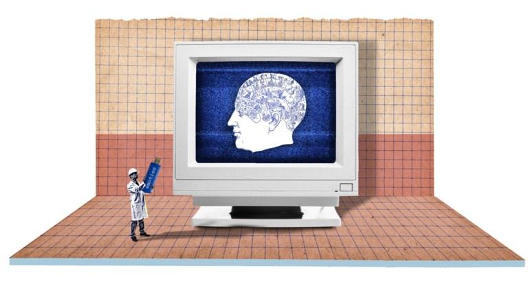 Een Computer Mist Gezond Verstand Daarom Doet Hij Dom De